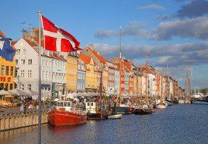 keleivių vežimas Danija