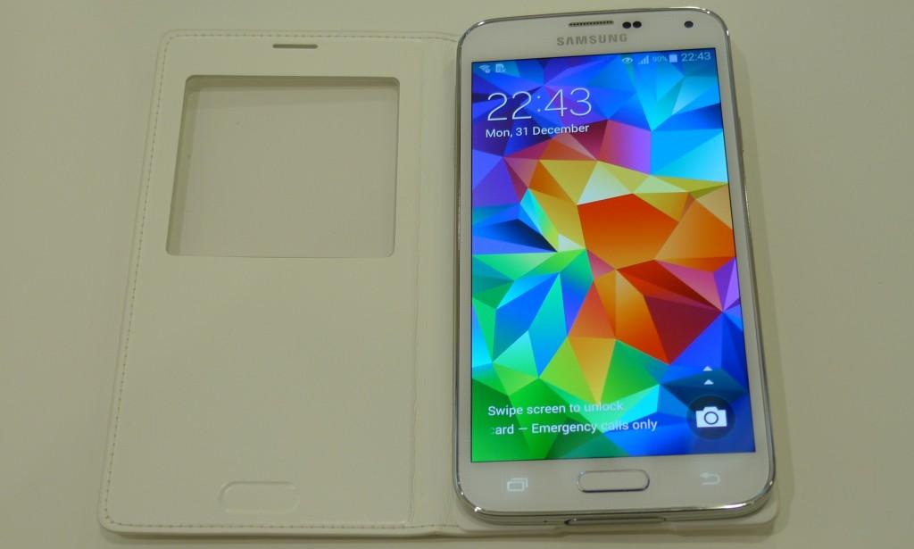 Samsung Galaxy S5 dėklai