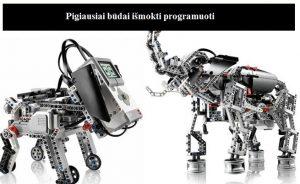 Arduino programavimas